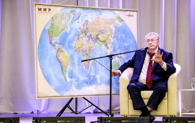 """Жириновський остаточно збожеволів і запропонував """"випалити""""  Україну"""
