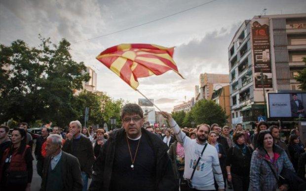 Лютий ребрендінг: перейменування країни призвело до жахливих протестів