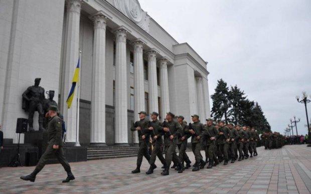 Київ в очікуванні масових бунтів: Нацгвардія кинула усі сили