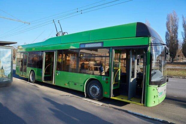Тролейбус, фото ілюстративне: Facebook Ігор Трехов
