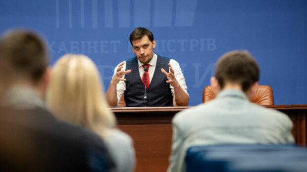 Алексей Гончарук, фото Правительственный портал
