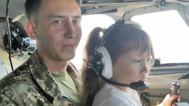 Остапенко з донькою, фото instagram