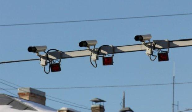 Список вулиць, де камери фіксують порушення водіїв