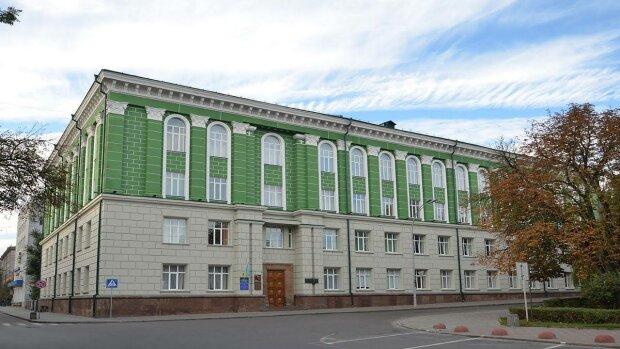 Тернопольский медицинский университет, фото: скриншот