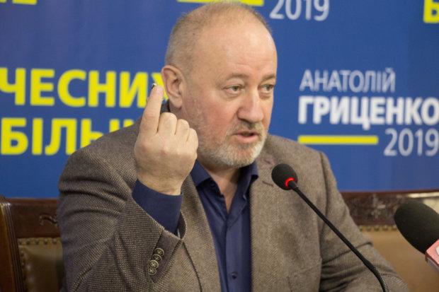керівник Центрального штабу Анатолія Гриценка та народний депутат Віктор Чумак