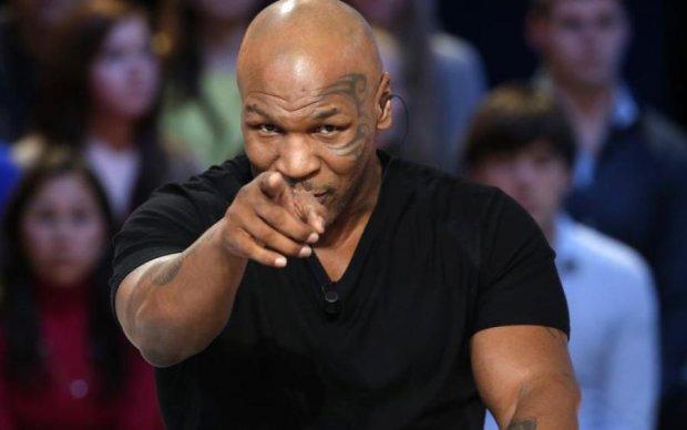 Тайсон рассказал, почему ждет Кличко на ринге