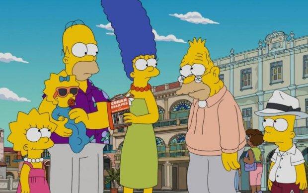 Симпсоны заговорили на закарпатском диалекте: видео