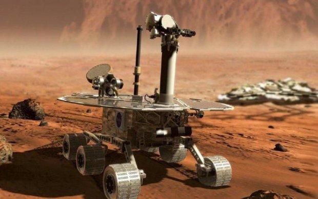 Марсохід змусив NASA поламати голову