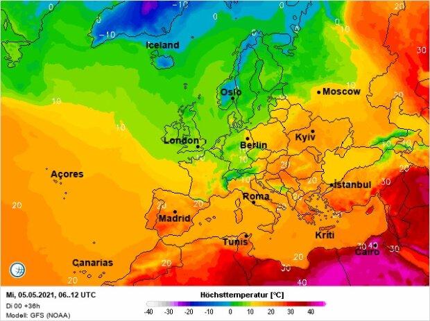 Прогноз на 5 травня, фото: Наталка Діденко