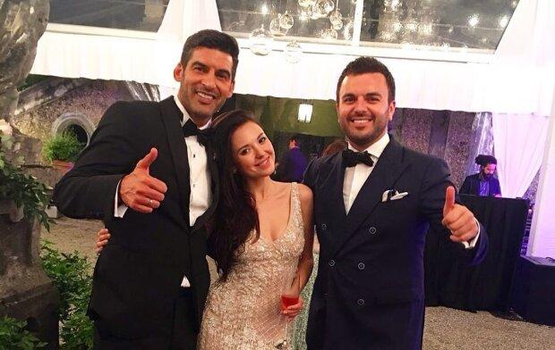 Григорій Решетник, Пауло Фонсека з дружиною, фото з Instagram