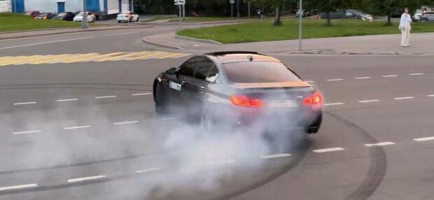 Дрифт, фото: скріншот з відео