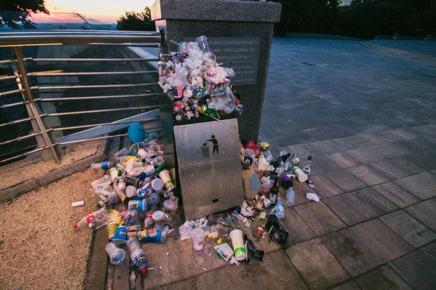На мосту Кличка знайшли ще один дефект: від таких фото стає соромно