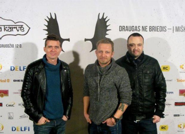 Литовський гурт втретє заспівав українською (відео)
