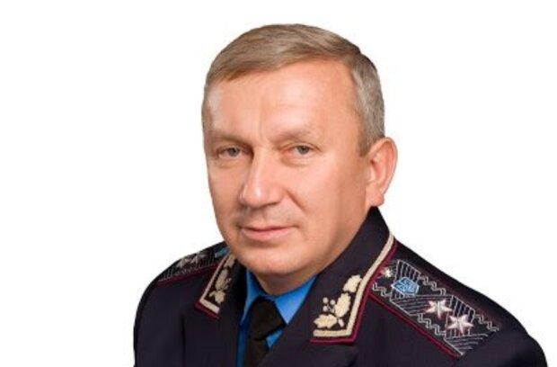 Василь Пісний, фото: ВО ГО Асоціація ветеранів МВС України