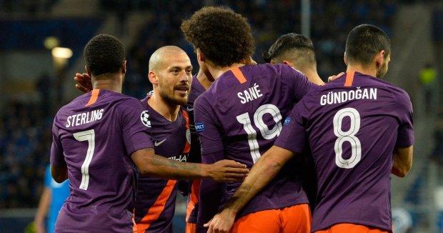 Ліга чемпіонів: Манчестер Сіті зробив камбек у грі з Гоффенгаймом