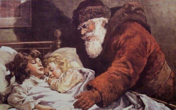 Нейромережа показала справжній вигляд Святого Миколая