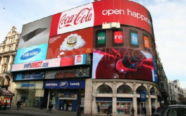 Киев очистят от внешней рекламы