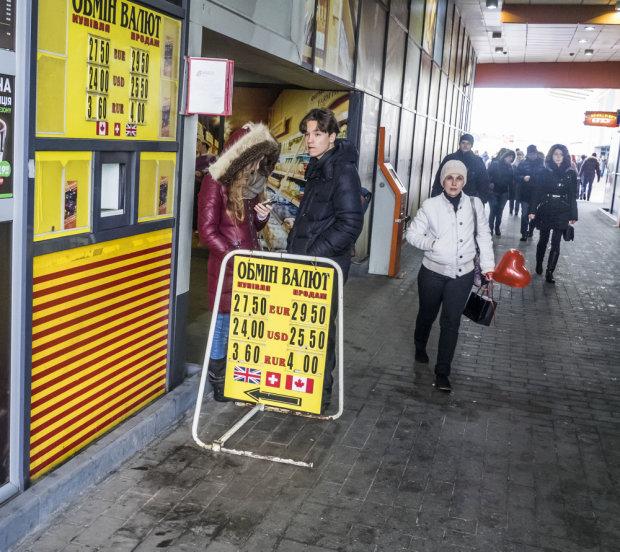 Курс валют на 13 лютого: гривня відбила атаку євро