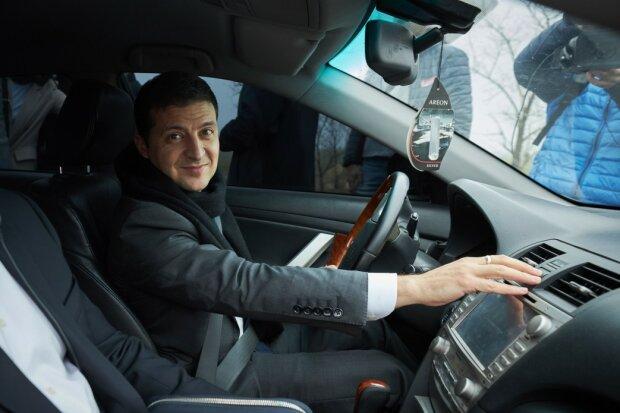 Володимир Зеленський, фото - Офіс президента