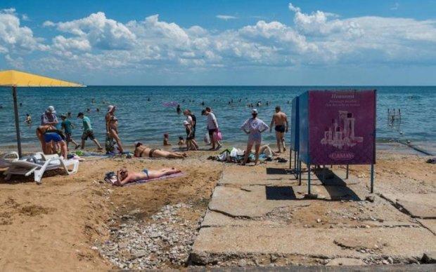 Все супер: український артист засвітився в Криму