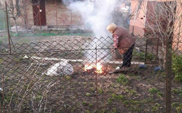 Жодних сірників: на львів'ян повісять драконівські штрафи