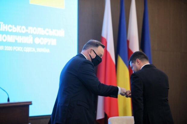 Визит Анджея Дуды в Киев, фото: ukranews