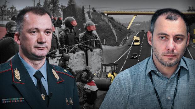 """Оппозицию в Беларуси избивает родной дядя главы """"Укравтодора"""" Кубраков"""