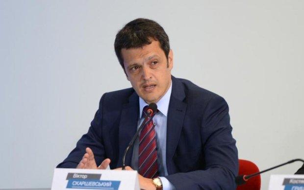 Среди украинских политиков единицам хватает смелости, чтобы выступить против внешнего управления, - Скаршевский