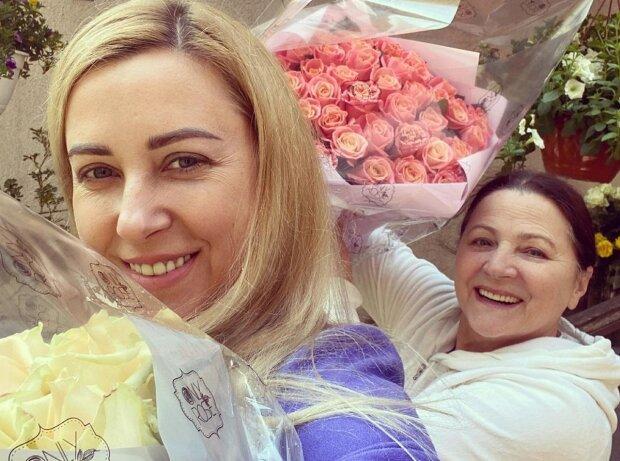 Тоня и Нина Матвиенко, фото с Instagram
