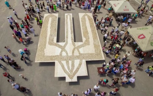 Украинский памятник стал рекордсменом Гиннеса
