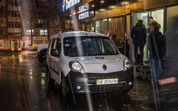Массовая драка в Киеве обернулась кровавой перестрелкой, есть жертвы