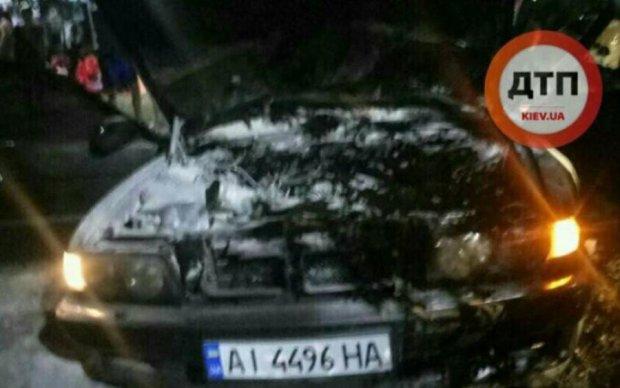 Кровавая авария под Киевом унесла жизнь человека