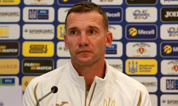 Шевченко висловився про виклик Ракицького у збірну України: я вже прийняв рішення