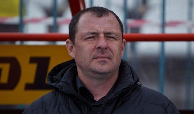 Тренер Зирки: результатом недоволен