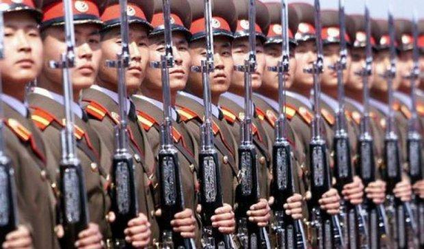 Південна Корея оголосила бойову готовність на кордоні з КНДР