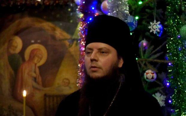 Монах Захарий / скриншот из видео