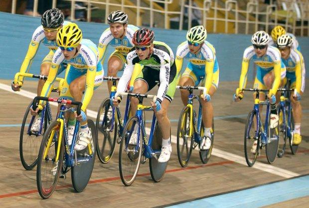 Українські велогонщики виграли два золота на Кубку світу