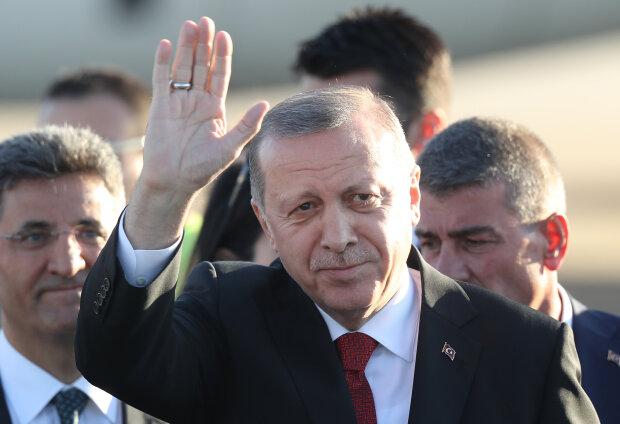 Реджеп Тайїп Ердоган, фото Getty Images