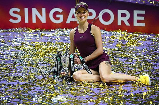 Світоліна в оновленому рейтингу WTA досягла історичного успіху