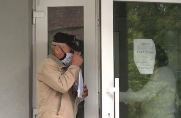Пенсионеры, фото: кадр из видео