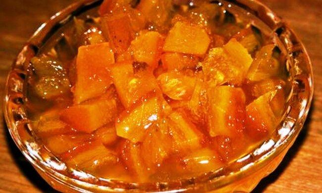Апельсинове варення, фото з відкритих джерел