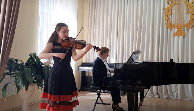 ІринаЛевінська, скріншот із відео