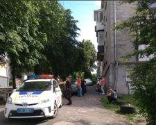 взрыв в Тернополе