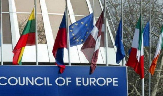 Украина официально сообщила Cовету Европы об оккупации Донбасса