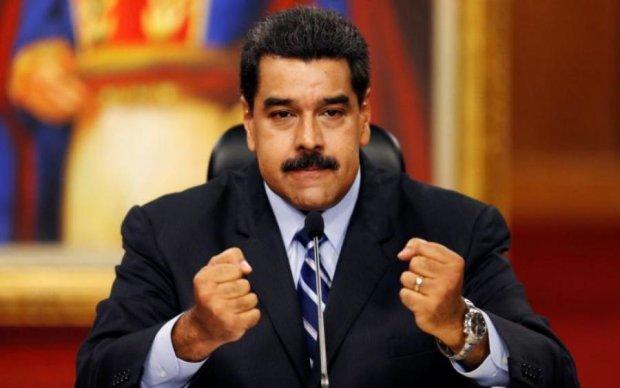 Гражданская война в Венесуэле: США подливают масла в огонь