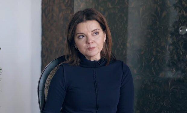 Маричка Падалко, скрин из видео