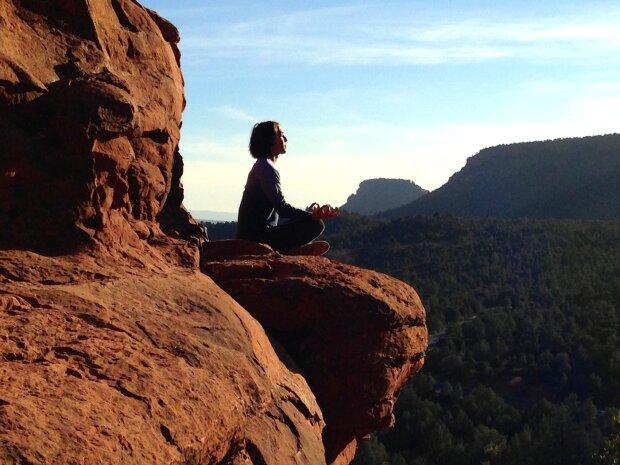медитация, фото Pxhere