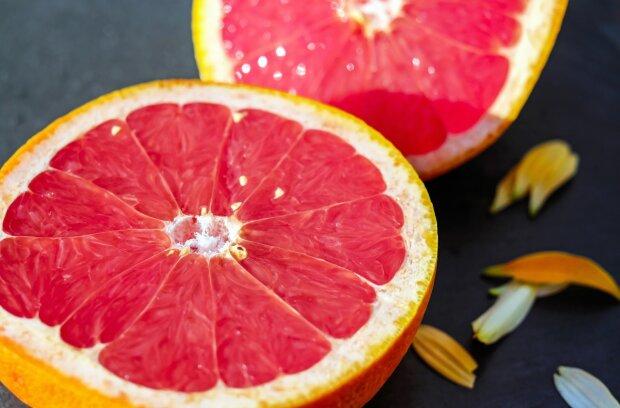 грейпфрут, фото Pxhere