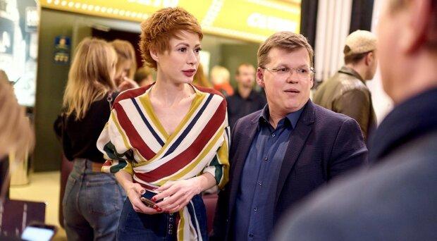 Олена-Крістіна Лебідь та Павло Розенко, фото з відкритих джерел