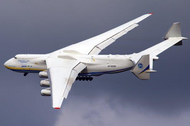 """""""Мрия"""" Ан-225, фото Wikimedia Commons"""